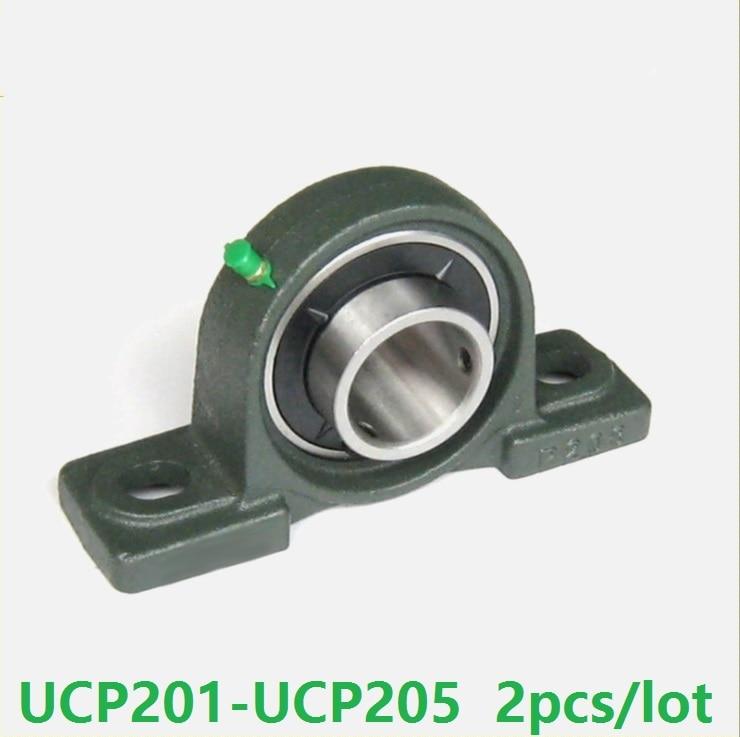 1 Pcs 15 mm UCP202 Long Square Flanged Liner Motion Liner Ball Bear Bearing