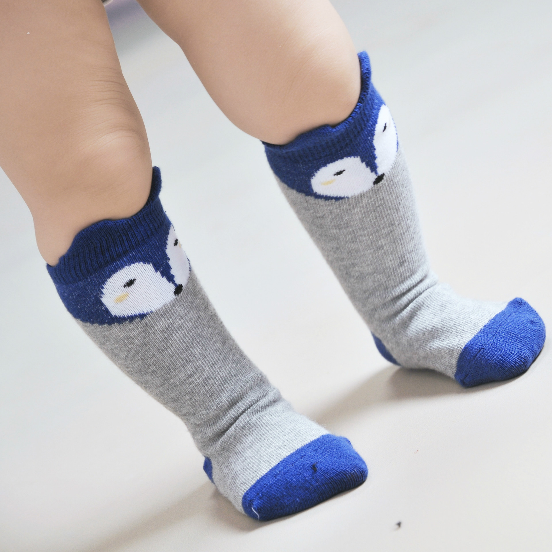 Aliexpress Buy 2016 Anti Slip Fox Socks Baby Animal