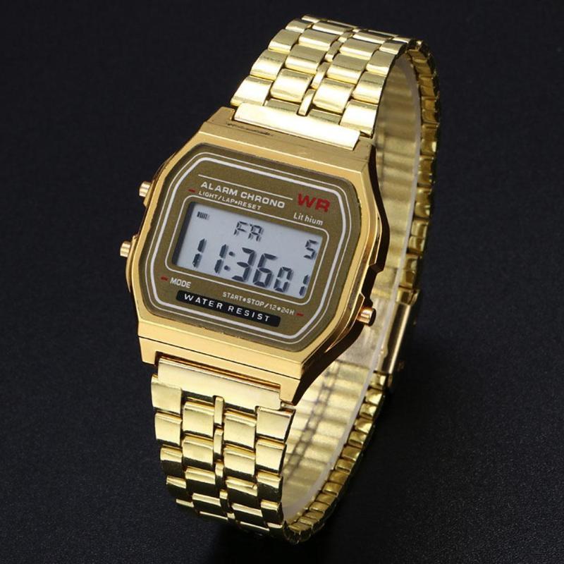 e4a58cd4830 Relógio de Homens de Negócios de Ouro Relógio de Ouro Coperation Do ...