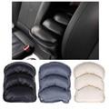 Hot Sale Universal Car Auto Armrests Cover Vehicle Center Console Arm Rest Seat Box Pad Protective Case Soft PU Mats Cushion