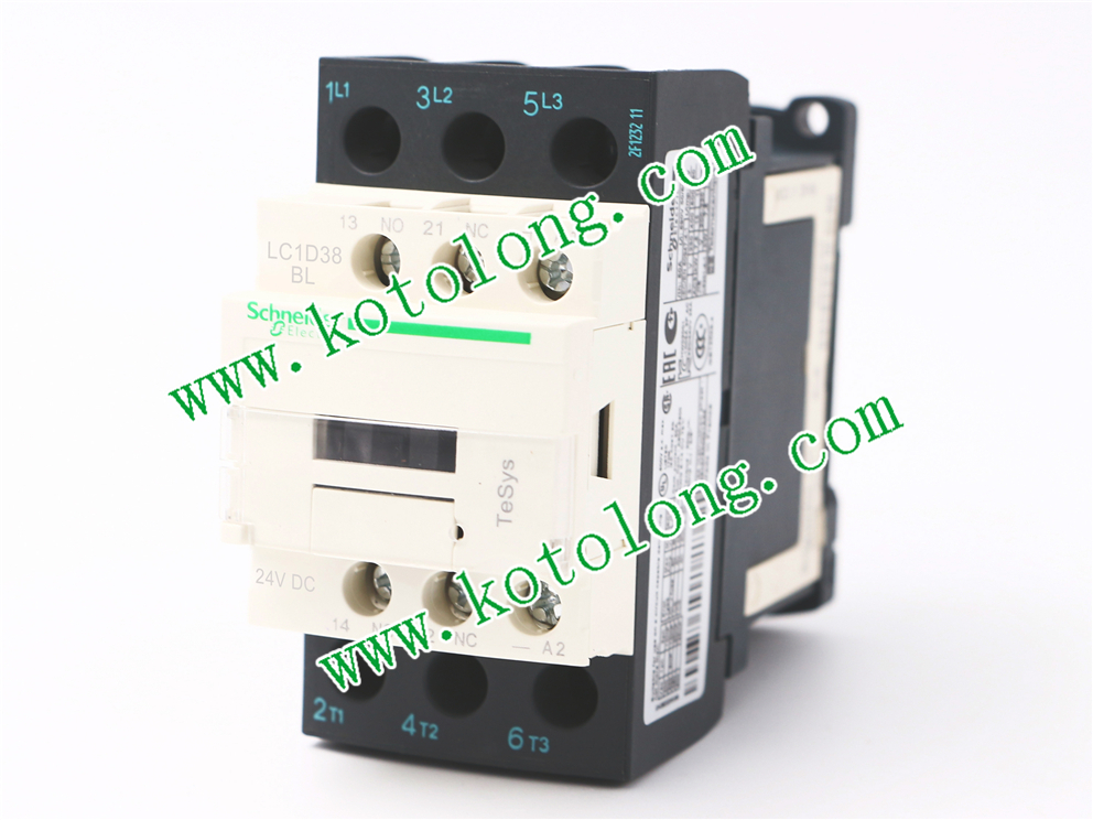 DC Contactor LC1D38 LC1-D38 LC1D38BL 24VDC LC1D38DL 42VDC LC1D38EL 48VDC LC1D38FL 110VDC dc contactor lc1d09kd lc1 d09kd 100vdc lc1d09ld lc1 d09ld 200vdc lc1d09md lc1 d09md 220vdc lc1d09nd lc1 d09nd 60vdc