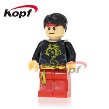 50Pcs XH 742 Super Heroes Building Blocks Shang-Chi Master of Kung Fu Jane Foster Melekith Fandraln Viper Bricks Kids Gift Toys(China)