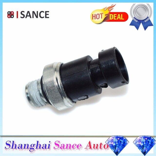 Isance Engine Oil Pressure Sender Switch For Buick Chevrolet Enclave Pontiac Cadillac Srx Colorado Gmc Hummer Saturn