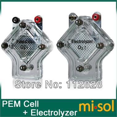 PEM Cell + electrolyzer fuel cell to generate power, for experimental education pem cell electrolyzer fuel cell to generate power pem cell for experimental education