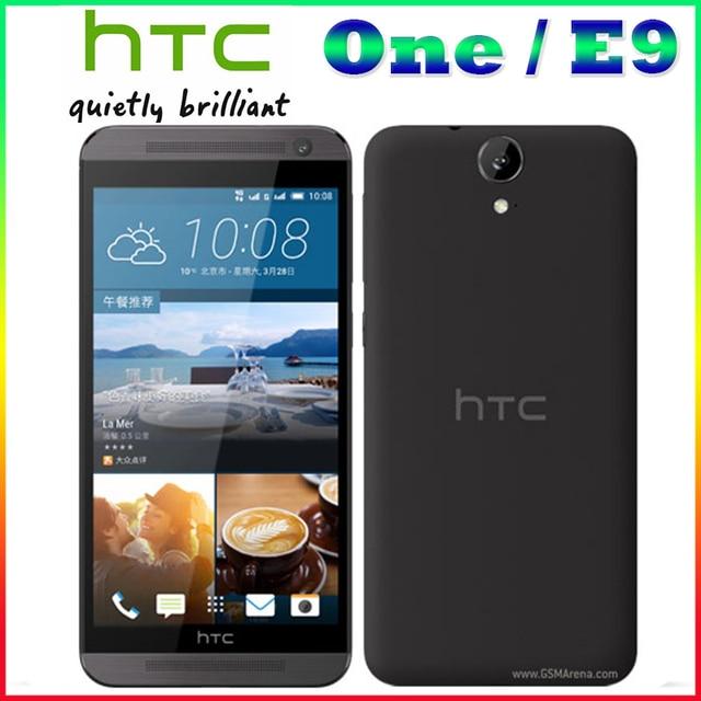 E9 Оригинальный HTC One E9 и E9W 2 Г RAM 16 Г ROM телефон Octa Ядро 2800 мАч MTK6795 5.5 дюймов 13MP FHD 1920x1080 FDD-LTE мобильный телефон
