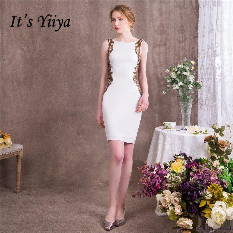 adc3fe8fc72224d Это yiiya o-образным вырезом без рукавов модные дизайнерские Роскошные  элегантные пикантные спинки коктейльные платья Bling блестками коктейль.