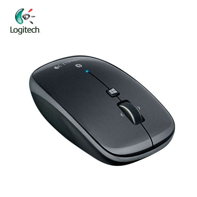 7c16d79343f placeholder Logitech M557 Bluetooth Wireless Mouse with Ergonomic Mice 1000  DPI 2.4Ghz Wireless for PC Official