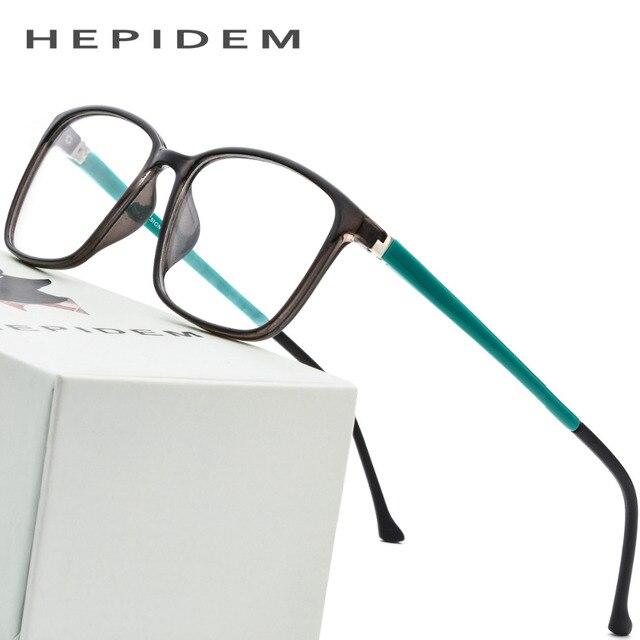 ffc8087112 TR90 Glasses Frame Men Ultralight Square Prescription 2018 Eyeglasses Women  Light Frameless Myopia Full Optical Frames