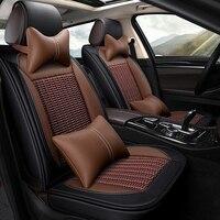 Лед шелка автомобиля сиденья для suzuki swift Jimny grand vitara Kizashi SX4 Wagon R палитра автомобильные аксессуары Автокресло Протектор