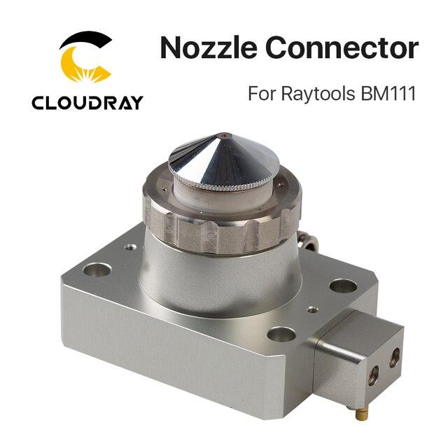 Cloudray ノズルコネクタ Raytools のレーザーヘッドのための BM111 レーザー 1064nm 切断機