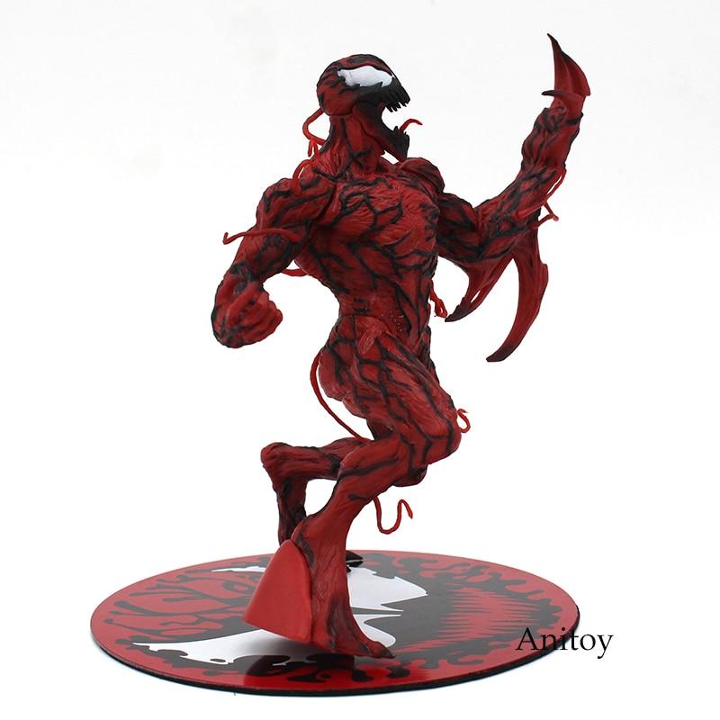 The Amazing Spider-Man Venom Carnage ARTFX + STATUE 1/10 Scale Pre-Painted Figure Model Kit 17cm