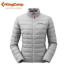 KingCamp Mujeres Invierno Puffer Jacket y Abrigos Windstoper Impermeable Plegable Al Aire Libre Ultraligero 90% de Pato Abajo Chaqueta de Esquí