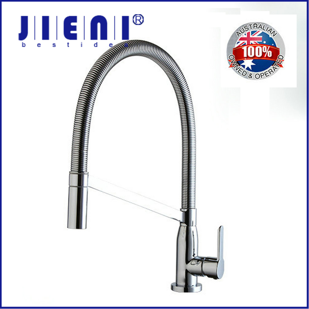 AU 360 Swivel Spout Chrome Brass Taps Deck Mounted Vessel Sink Mixer Tap Kitchen Basin Sink Faucet Hot & Cold Mixer good quality wholesale and retail chrome finished pull out spring kitchen faucet swivel spout vessel sink mixer tap lk 9907