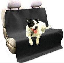 New Car Seat Cover Waterproof Mat Anti-Fango Posteriore Pet/Gatto/Cane Cuscino del Sedile Supporto Fornitura Protector cinture Interni Car Styling