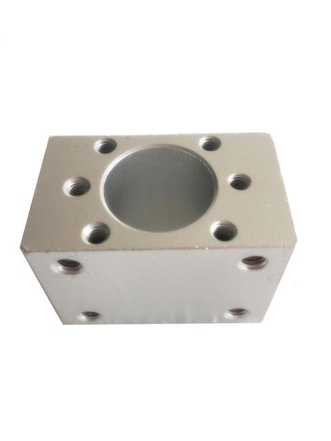 EU free shipping SFU / RM 1204 Ballscrew – L300/ 400/500/600mm+ 1204 Ballnut + BK/BF10 End support+ Ball Nut Housing for CNC