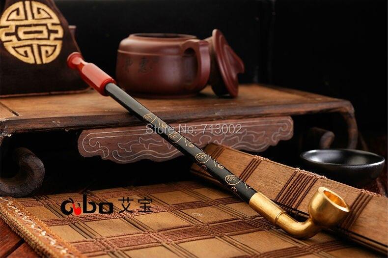 Whoholderlesome Китайская традиционная агата Нефритовая моющаяся сигарета