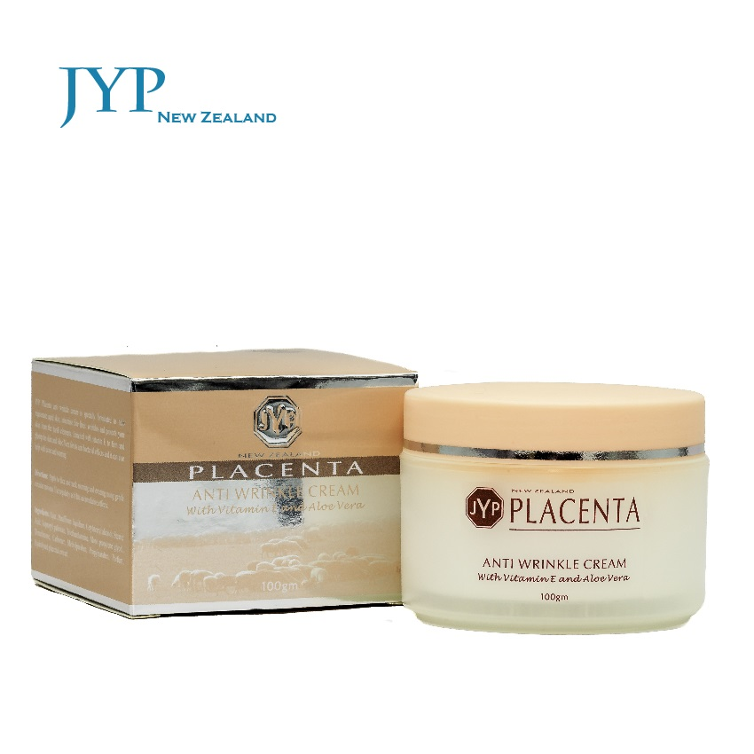 2PCS JYP Sheep Placenta Anti Wrinkle Day Cream Moisturizer for dry skin Minimize fine lines wrinkle moisturizing cream Aloe Vera kemar потолочная люстра kemar riffta rf 4 v