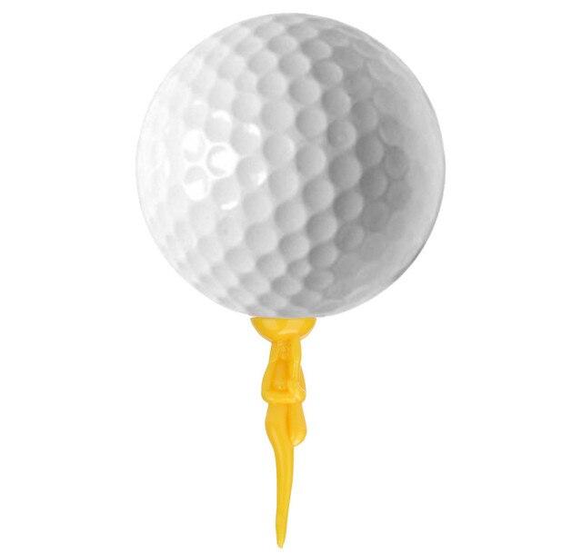 Golf ball nude