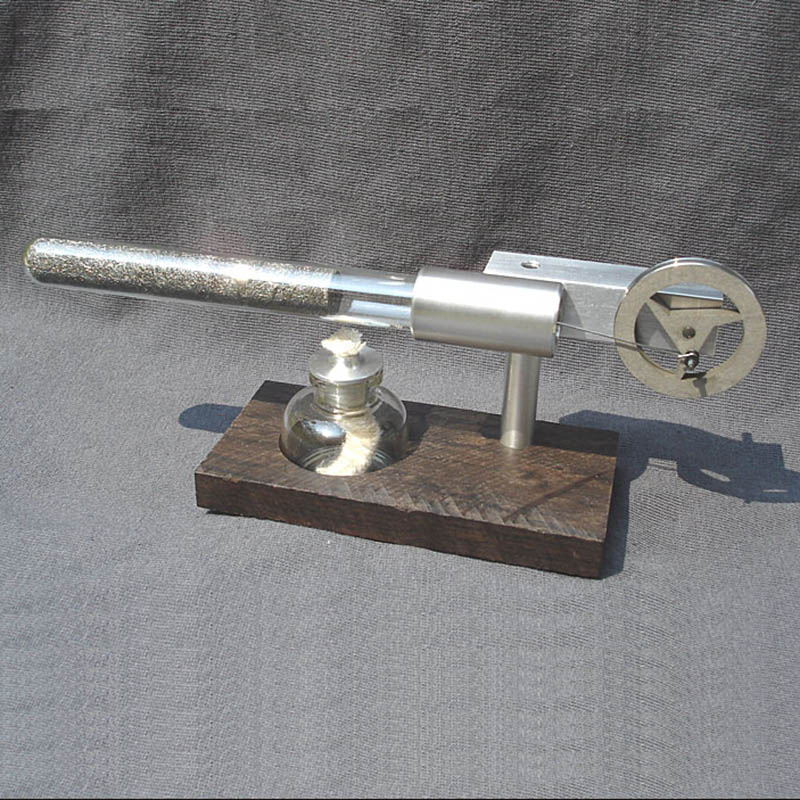 Thermoacoustic engine Stirling engine model Sterling engine model Birthday gift engine model