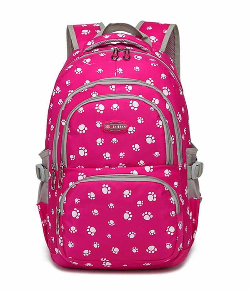 Fashion kids book bag breathable backpacks children school bags women leisure travel shoulder backpack mochila escolar infantil 16