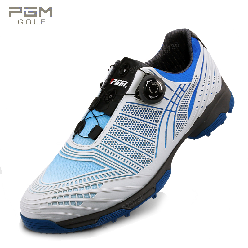 2017 Golf Shoes Men Anti-Slip Wearproof Breathable Outdoor sport trainers golf shoes men's knobs buckle shoes tennis sneakers туфли ecco ecco mp002xm0sxel