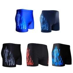 2019 летние сексуальные пляжные шорты XL-4XL мужской купальник плавки, боксёры для плавания купальные плавки шорты Плавки одежда для плавания Ш... 3