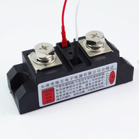 Free Shipping 1pc Industrial Use 150A 24V DC AC 220V Solid State Relay Quality DC AC