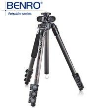 цены на New BENRO C2980F multifunction series carbon fiber tripod tripod for macro transverse axis+ Carrying Bag Kit, Max loading 12kg  в интернет-магазинах