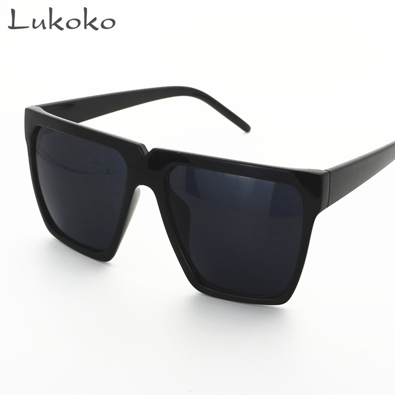 e384beedb60 Detail Feedback Questions about Lukoko 2017 Female Brand Sunglasses Women  Luxury Brands Square Reybans 032 Sunglases Womens Sun Glasses Famous Design  Ulo ...