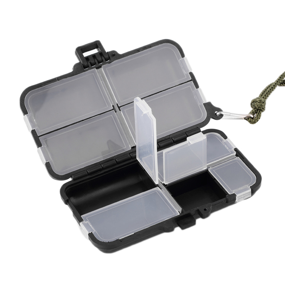 Fishing tackle boxes fishing accessories case fish lure for Fishing tool box