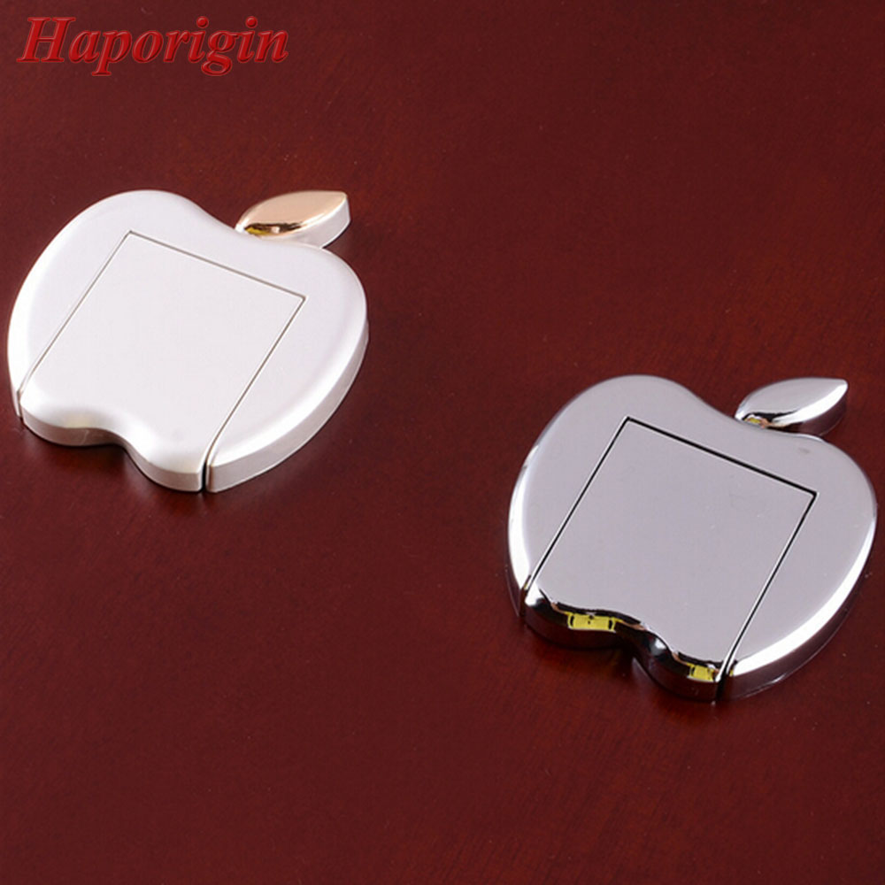где купить 2x Kitchen Cabinet Drawer Handles Furniture Door Knobs Creative Wardrobe Apple Handle Cupboard Closet Dresser Pulls Shoes Box по лучшей цене