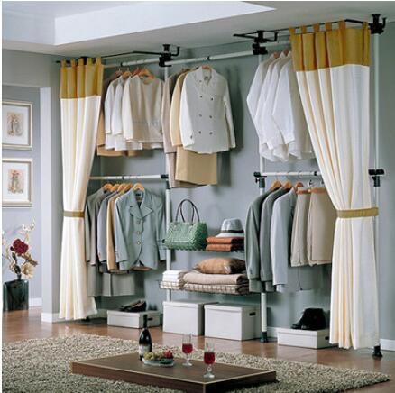 die han typ einfache kleiderschrank ist in wohnzimmer des wohnzimmer kleidung und kleiderstnder - Wohnzimmer Kleiderschrank