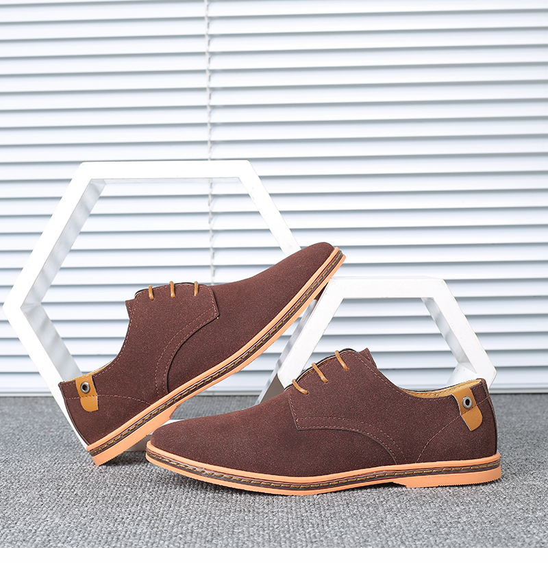 HTB1sLoMX8Kw3KVjSZTEq6AuRpXaP VESONAL Brand 2019 Spring Suede Leather Men Shoes Oxford Casual Classic Sneakers For Male Comfortable Footwear Big Size 38-46