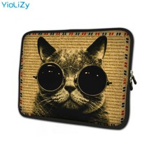 cat print laptop sleeve 7.9 soft notebook cover soft tablet case 7 mini Tablet Protective Shell for samsung galaxy tab 3 TB-4033 2016 hot sale tablet case for samsung galaxy tab 3 7 0 lite tbd 7 protective red cover with competitive price free shipping