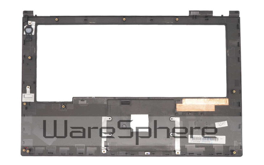 New Top Cover Upper case con foro FingerPrint per Lenovo ThinkPad T440p Palmrest 04X5394 AP0SQ000400 Nero