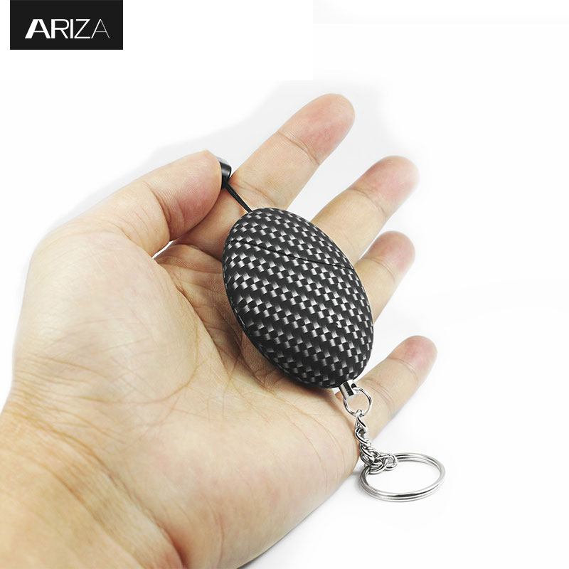 Ariza Self Defense Supplies Bracelet Personal Alarm Keychain Safety Emergency Panic For Women Elderly In