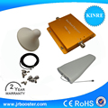 GSM Impulsionador 850/1900 MHz 3G WCDMA LTE 4G Mobile Phone Signal Repetidor Amplificador + interior teto + Antena LPDA exterior Freeship