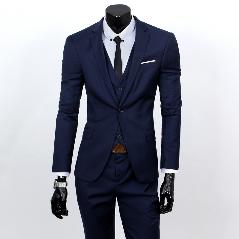 2018 pourpre Marié Nouveau light Seule Hommes Formelle dark Set navy Costume wine Boucle Mariage De Marque Smokings Red sea Veste Noir Red Pantalon Costumes Blue Gilet veste Blue ardoisé Gray Robe tEqFTT