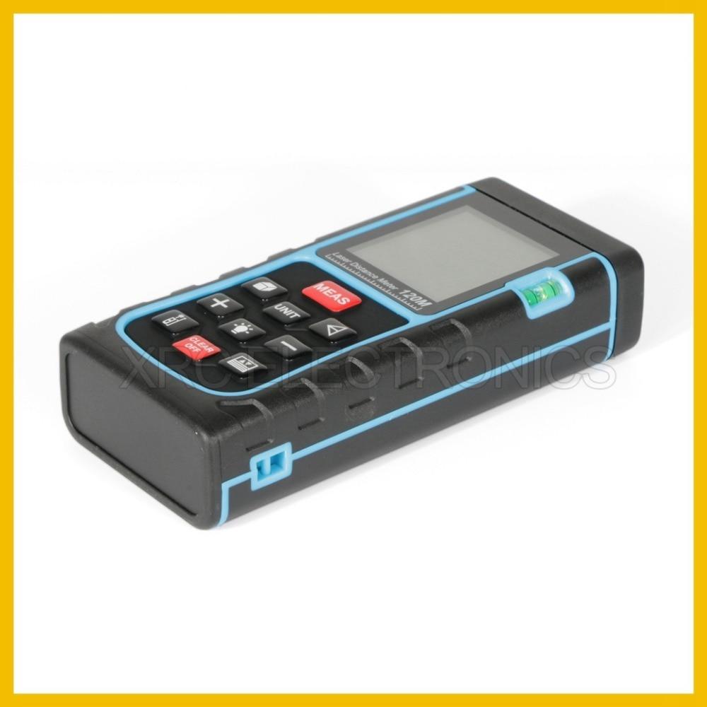 RZ Laser Distance Meter Range Finder Rangefinder RZ-E120 RZ-E150 120m 150m Tape Trena Ruler Tester Hand Tool Device Build