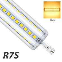 R7S Led 118mm Lamp Corn Bulb 78mm 135mm 189mm Tube Light 220V 5W 10W 15W 20W Lampada Halogen LED 2835SMD Floodlight