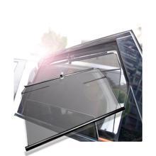 RUIYA растягивающиеся автомобильные шторки для Nissan Sunny sunshade боковое окно Автоматический подъемный солнцезащитный, изоляционный экран телескопический