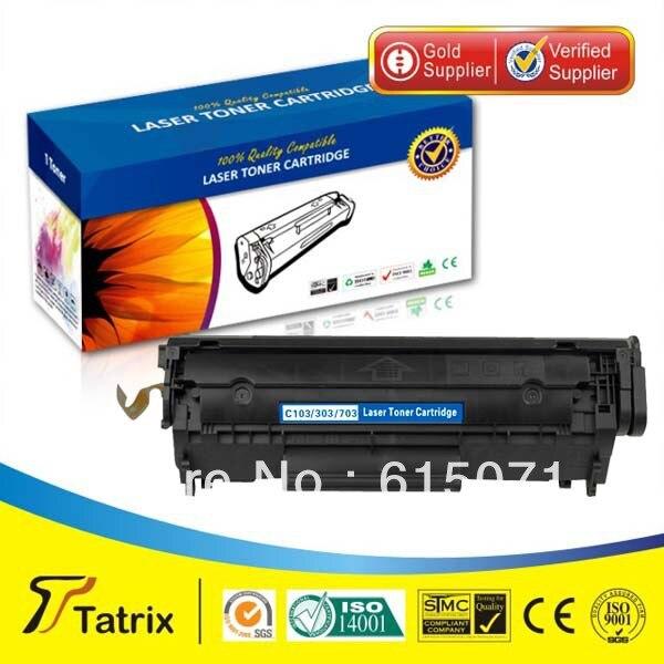 ФОТО CRG303 Toner Cartridge Triple Quality Test CRG-303 CRG303 Toner Cartridge for Canon toner Printer