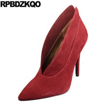 1117ef05c58 Popular Red Shoes High Heels 3 Inch-Buy Cheap Red Shoes High Heels 3 ...