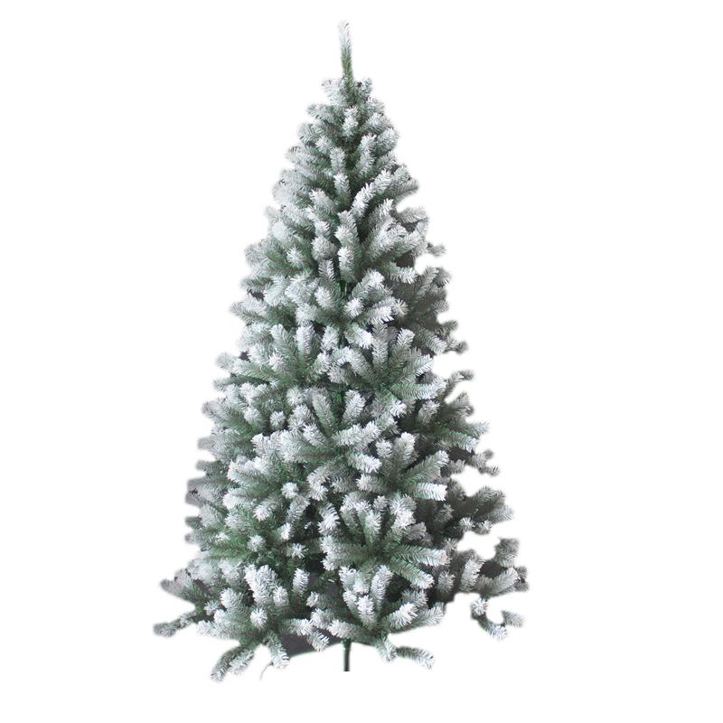 cm cifrado blanco rbol de navidad artificial de nieve aerosol partido del rbol de navidad