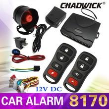 CHADWICK 8170 1-Way Car Alarm Protection Security