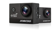 Genuine SOOCOO C20 WIFI 1080P Full HD 12MP Action Camera Sports DV Waterproof 170 Wide