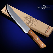 YAMY&CK High quality  kitchen knives Germany carbon steel sharp slicing knife light cutting Cut Cutter/Slicing/Vegetable