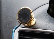 цена на 1pc for Mazda 3 Axela 2014-2017 Mobile phone  Bracket  vehicle  Sucker type  Magnetic automobile support