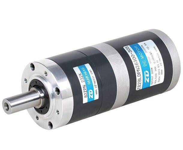 все цены на 200W 24V DC Brushless Planetary Gear Motor Brushless Planetary Gear Reducer Electric tool DC Motor онлайн