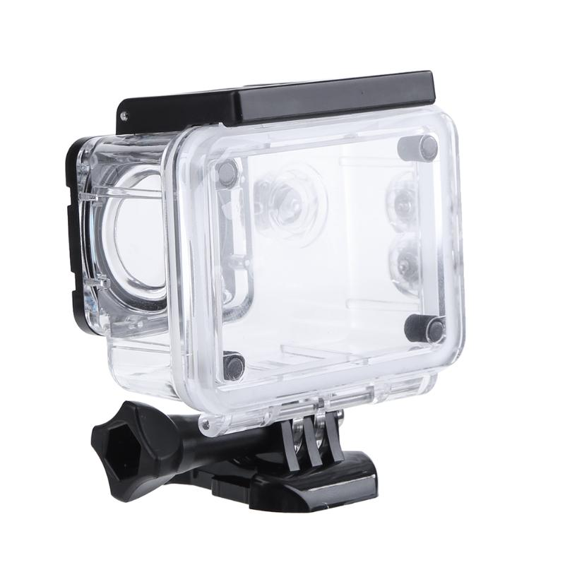 Waterproof Dive Housing Underwater Case Cover For SJ4000 SJCAM Sports Camera